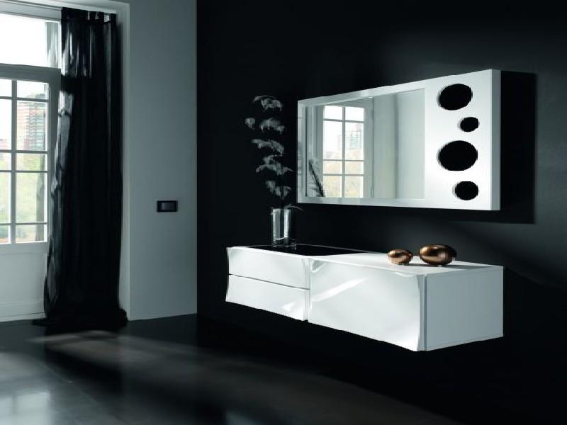 recibidores y espejos modernos